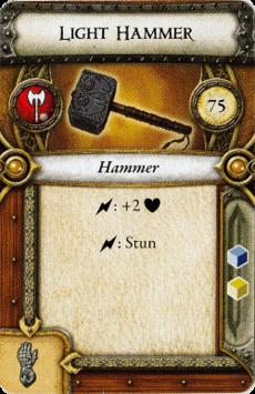 Act I Item - Light Hammer