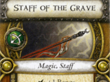 Staff of the Grave