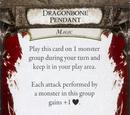 Dragonbone Pendant