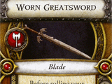 Worn Greatsword