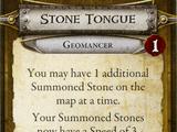 Stone Tongue