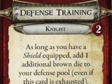 Defense Training