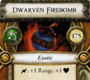 Dwarven Firebomb