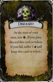 Diseased - Front