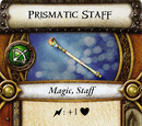 Prismatic Staff