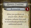 Quick Casting