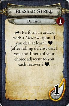 Disciple - Blessed Strike
