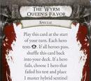 The Wyrm Queen's Favor