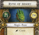 Rune of Misery