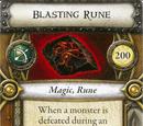 Blasting Rune