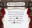Word of Misery