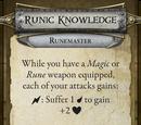 Runic Knowledge