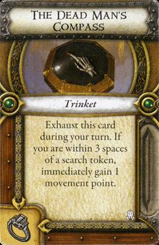 Treasure Hunter - The Dead Man's Compass