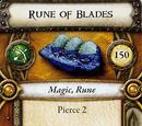 Rune of Blades