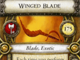 Winged Blade