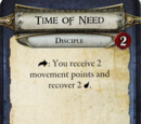 Time of Need