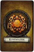 Runemaster - Cardback