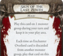Sign of the Last Zenith