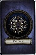 Disciple - Cardback