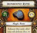 Ironbound Rune