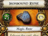 Ironbound Rune