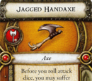 Jagged Handaxe
