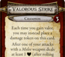 Valorous Strike