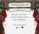 Critical Blow