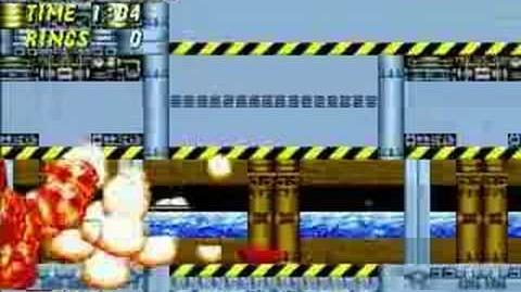TAS Sonic 2 & Knuckles DEATH EGG ZONE