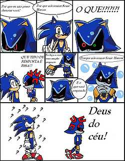 Comic Cause we re Sonic heroes