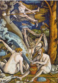 Baldung Hexen 1508 kol