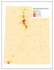 463px-Utah Municipality Population Density