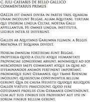 GalliaEstOmnis