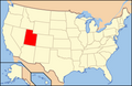 286px-Map of USA UT.png