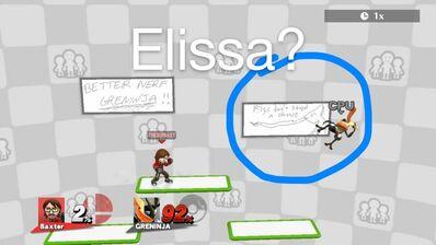 Elissa drawing fail