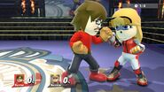 Baxter and Baxstar in Smash