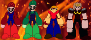 The Robot Masters