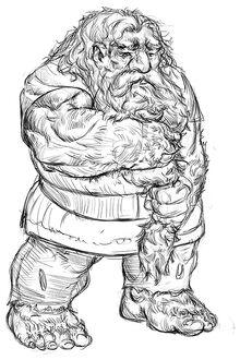 Male dwarf