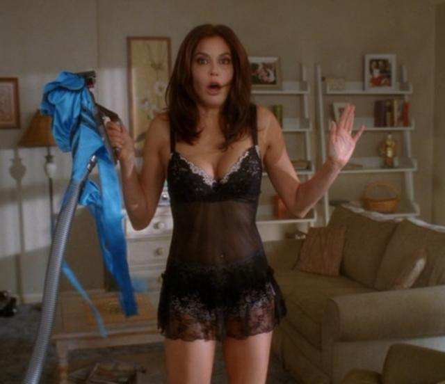 Houssewives in lingerie