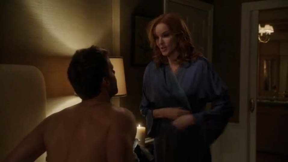 Desperate housewives pay for sex