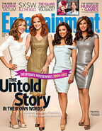 Entertainment Weekly - March 30, 2012