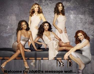 Jdg98 message wall