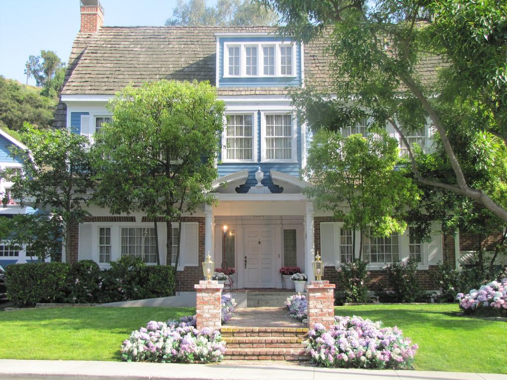 4354 Wisteria Lane Wiksteria Lane – Bree Van De Kamp House Floor Plan