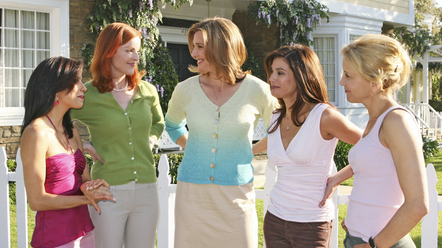 Desperate housewives' series finale: wisteria lane is never boring.