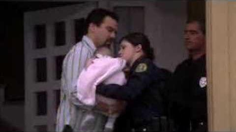 Desperate housewives - Gabby and carlos' baby taken away