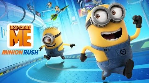 Despicable Me Minion Rush - Trailer