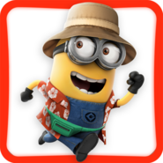 1.0.9 Minion rush logo