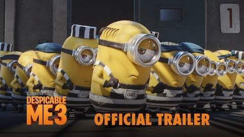 Despicable Me 3 - In Theaters June 30 - Official Trailer 3 (HD)