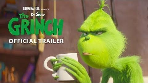The Grinch - Official Trailer -HD-