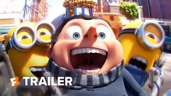 Minions The Rise of Gru Trailer (2020) Movieclips Trailers